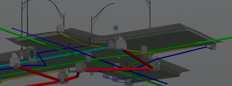 Utility Mapping and Modelling Services