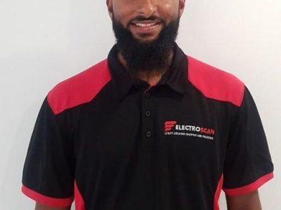 Electroscan Team Profile # 1